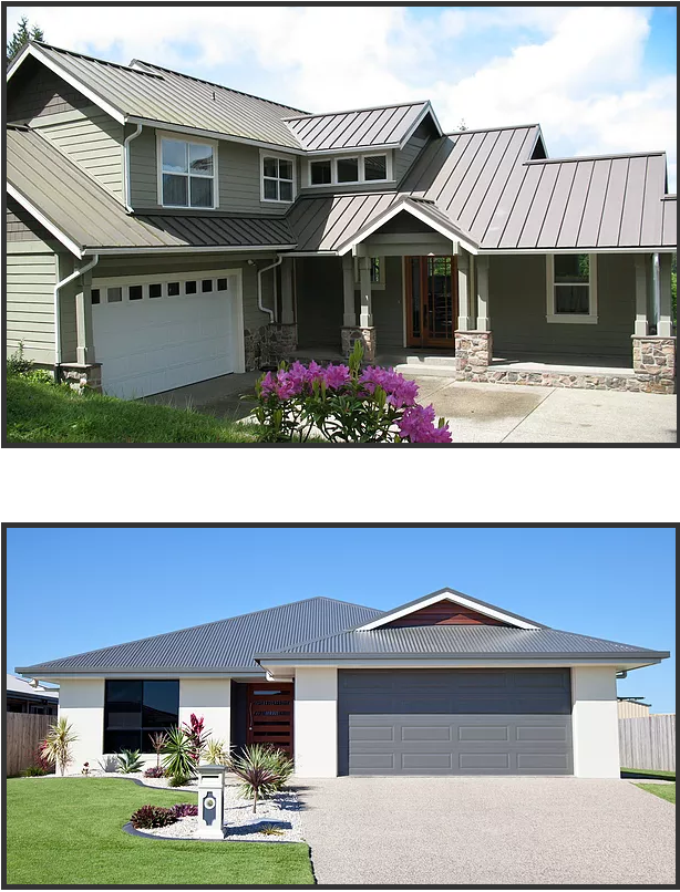 Check out the Benefits of a Metal Roof: